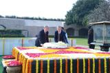 Visit of Deputy Prime Minister and Minister of Foreign Affairs of New Zealand to India (Feb 25-28)