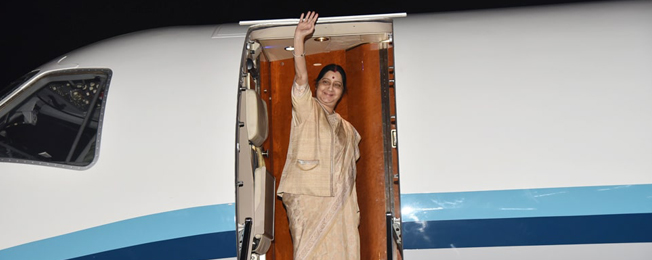 Visit of External Affairs Minister to United Arab Emirates (December 03-04, 2018)