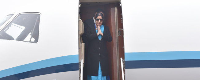 Visit of External Affairs Minister to Bulgaria, Morocco and Spain (February 16-19, 2019)