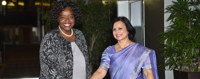 Visit of Cabinet Secretary For Foreign Affairs and International Trade of The Republic of Kenya (March 04-06, 2019)