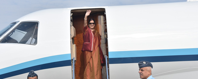 Visit of External Affairs Minister to Maldives (March 17-18, 2019)
