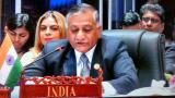 Gen. (Dr.) V. K. Singh (Retd.) Addressing the 6th EAS Foreign Ministers's Meeting, Vientiane, Lao PDR, 26 July 2016