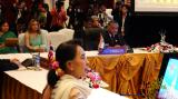 7th MGC Ministerial Meeting, in Vientiane, 24 July, 2016