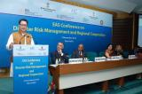 Shri Kiren Rijiju, MoS, Ministry of Home Affairs, delivering the inaugural address at the EAS Conference on Disaster Risk Management and Regional Cooperation,New Delhi,2 Nov.2016